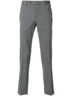 брюки узкого кроя Pt01
