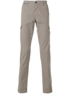 "брюки в стиле ""карго"" Eleventy"