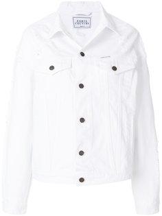 классическая джинсовая куртка Forte Couture