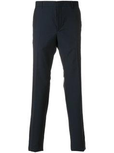 классические укороченные брюки Prada
