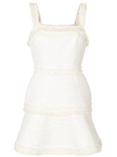 платье с бахромой Alexis