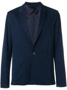 пиджак в тонкую полоску Lanvin