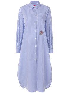 полосатое платье-рубашка Tommy Hilfiger