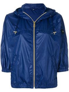 куртка-ветровка с капюшоном Fay
