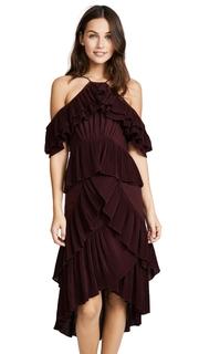 Acler Keppel Pleat Dress