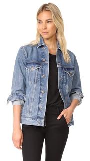 AGOLDE Jessie Oversized Denim Jacket