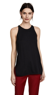 Adam Lippes Double Rim Sweater Tank