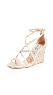 Badgley Mischka Shelly Wedge Sandals