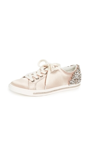Badgley Mischka Shirley Lace Up Sneakers