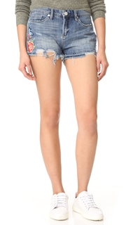 Blank Denim Wild Child Cutoff Shorts