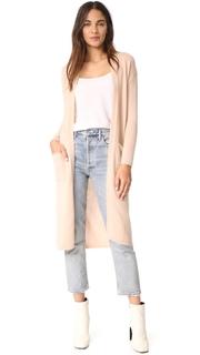 Bop Basics Cashmere Duster Sweater Coat