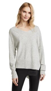 Brochu Walker Reed Asymmetrical Pullover