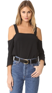 Cooper & Ella Tilde Cold Shoulder Top