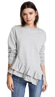 Clu Ruffle Detailed Pullover