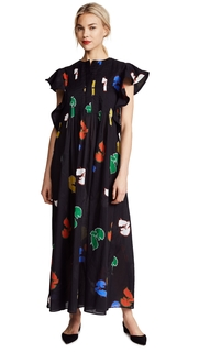 Cynthia Rowley Nairobi Kaftan Dress