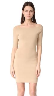 Dion Lee Rib Knit Pencil Dress