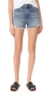 Denim x Alexander Wang Bite Shorts
