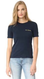 FRAME Extended Cuff Tee