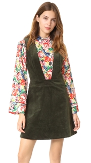 Ganni Ridgewood Dress