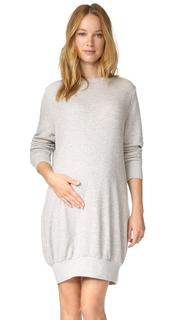 HATCH The Sweatshirt Dress