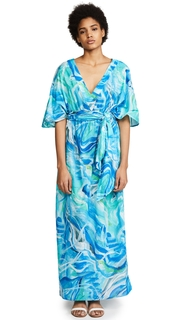 Isolda Cover Up Maxi Dress