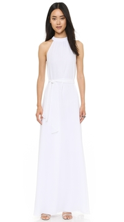 Joanna August Elena Collar Column Dress