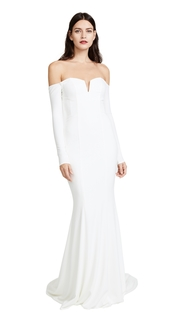 Katie May Noel and Jean Kennedy Gown