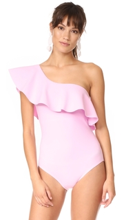 Karla Colletto Jay One Shoulder One Piece