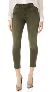 LAGENCE Margot High Rise Ankle Skinny Jeans