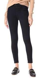 LAGENCE Margot High Rise Lightweight Ankle Skinny Jeans