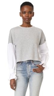 LIV Poet Sleeve Sweater
