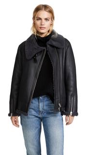 Mackage Minna Shearling Jacket