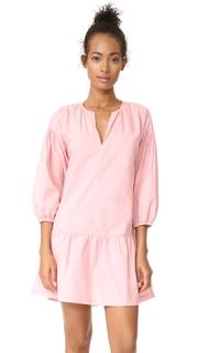Madewell Long Sleeve Tunic Dress