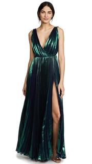 Maria Lucia Hohan Reva Side Slit Dress