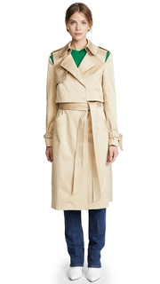 Milly Water Repellent Duchesse Trench Coat