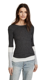 M.PATMOS Margaux Colorblocked Sweater