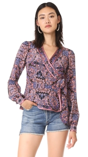Nanette Lepore Dream Time Top