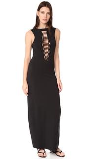 Nightcap x Carisa Rene Weave Maxi Dress