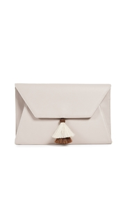 Oliveve Cleo Envelope Clutch With Tassel