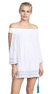 OndadeMar Solids Short Dress