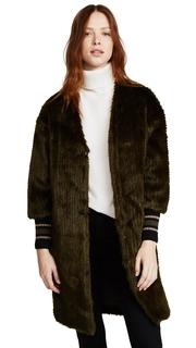 Otto dame Betty Faux Fur Coat