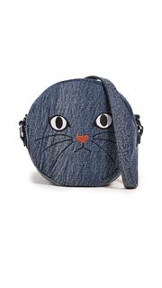 Paul & Joe Sister Denim Cat Bag