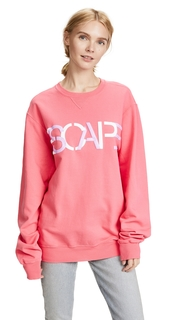 Paradised Escape Puff Sweatshirt