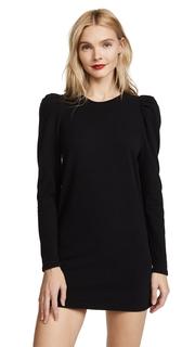 Riller & Fount Bea Puff Sleeve Sweatshirt Dress