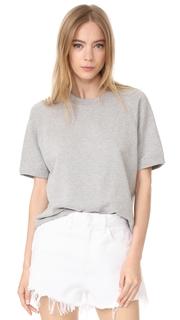 Sincerely Jules Cara Short Sleeve Sweatshirt
