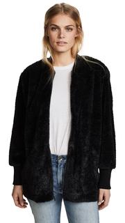 Splendid Gramercy Faux Fur Jacket