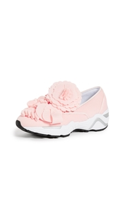 Suecomma Bonnie Flower Embellished Sneakers