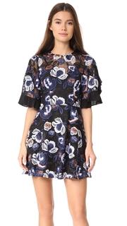 Talulah Estee Multi Lace Mini Dress