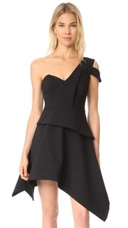 Talulah Aretha Asymmetrical Mini Dress