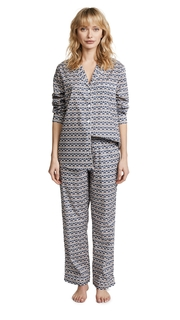 Three J NYC Moss PJ Set